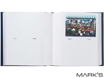 マークスMARK'S/コルソグラフィアCorsographiaメイキングアルバム・スタンダード(ネイビー)(CG-MKAL7-NV)