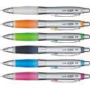 三菱鉛筆 ユニ アルファゲル(シャカシャカ機構搭載モデル/やわらかめ癒し系タイプ) シャープペンシル(芯径0.5mm)(M5-617GG 1P)【MITSUBISHI uni α-gel シャープ ノック式 筆記具】