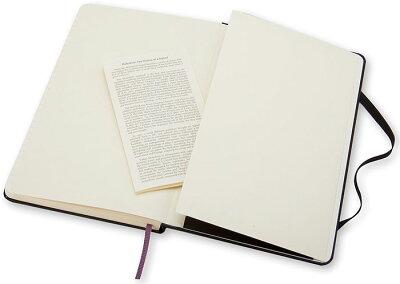 【☆今だけ限定ポイント10倍!!☆】モレスキンMOLESKINE/クラシックノートブックハードカバー(ラージサイズ)横罫ノート(408863)