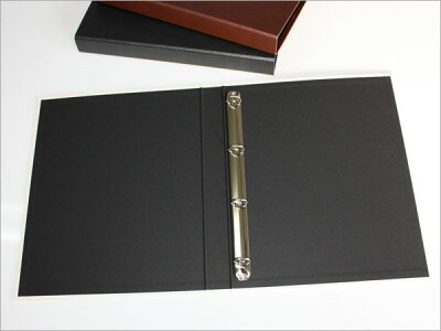 エトランジェ・ディ・コスタリカetrangerdicostarica/OリングバインダーA4サイズ/4穴/とじ厚10mm(CUO-10)