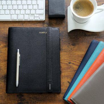 バインデックス Bindex / セオリア システム手帳 A5サイズ リング15mm(ブラック)(AA96-1)【システム手帳 革 デザイン おしゃれ ギフト】
