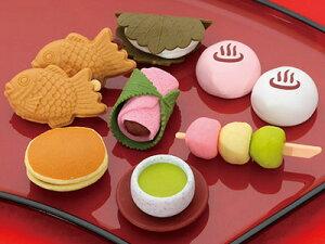 【おすすめ★かわいいおもしろ消しゴムです♪】イワコー iwako / 消しゴム (No.1和菓子けしご...