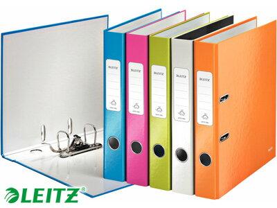 ライツLEITZ/WOWワオレバーアーチファイル55mm(A4サイズ・2穴)(1006-00)