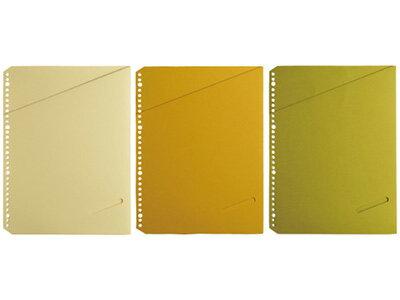 トトノエTOTONOE/Refillリフィルホルダータイプ(A4サイズ・2穴4穴30穴兼用)(TRH30A4)【おしゃれ/デザイン/ファイル/リフィル】