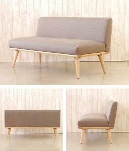 【海外製/完成品】《ガルト開梱設置付き》プリ二人掛けソファ北欧木製ダブルシンプルナチュラルソファー椅子GARTPURIpuri2puri-sofa-2p