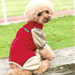 犬服レインコート透湿防水レインウェアM+LLサイズ犬用品耐水圧・透湿度・防風性高機能素材オールインワンレインコート反射テープ付両足付雨具カッパ