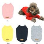 犬服シンプルTシャツベーシックTeeSMLXLparisdog