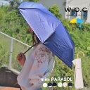 日傘 折りたたみ UVカット 晴雨兼用 レース 遮光 w.p.c wpc遮熱 紫外線カット 日除け 紫外線カット率 99% PUコーティング軽量 50cm 紫外線対策 日焼け防止 かわいい
