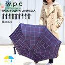 wpc 折りたたみ傘 傘 BasicFoldingUmbre