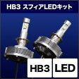 【業界初 車検対応LEDキット】スフィアLEDコンバーションキット HB3【品番:SHDPF060】【SPHERE LIGHT】