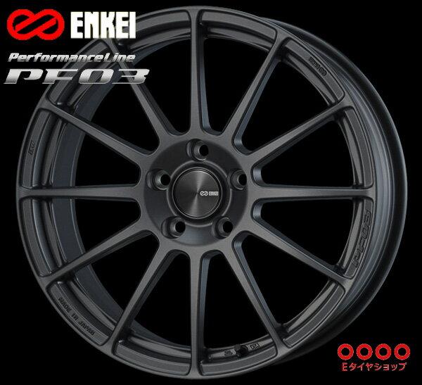 タイヤ・ホイール, ホイール ENKEI PF03 18 7.5 JPCD1075 48 PerformanceLine PF03 1