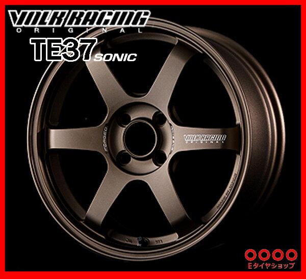 タイヤ・ホイール, ホイール 1RAYS() VOLK RACING TE37 SONIC157.0J PCD1004H 35 65BR TE37