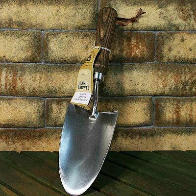 ガーデニング王国イギリスから届きましたジョセフベントレーガーデンツール ステンレス ハンド...