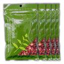 【送料無料】「ローズレッド・フラワーペタル(花びら部) 」5袋セット60g (12g×5) リーフタイプ シング...
