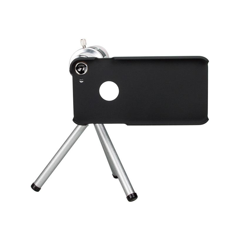 iPhone8 iPhone8 plus iPhone7 iPhone7 plus専用 望遠レンズ 18倍 光学ズーム スマホカメラレンズ カメラレンズ セルカレンズ セルフィー ズーム レンズ iPhone7/7 plus用ケースとミニ三脚 収納ポーチ付き