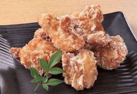 あじわい鶏竜田揚げ 1kg (pr)(71101)揚げるだけの簡単調理の竜田揚げ