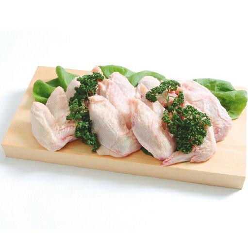 はかた地どり 手羽先 500g(1パックでの発送) (福岡県産) (pr)(05590)(0.5kg)味に定評がある軍鶏と旨味成分を豊富に含むサザナミの血を引く地鶏です。