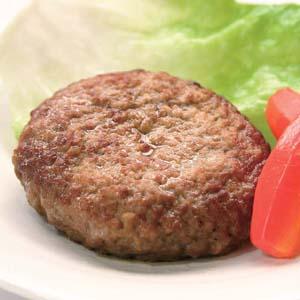 「美食家の味」の名に恥じない、ハンバーグです。肉のあらびき感が自慢の、まるで洋食屋さんの...