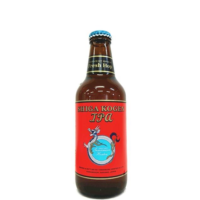 志賀高原ビール IPA Harvest Brew [330ml] [玉村本店] [長野]