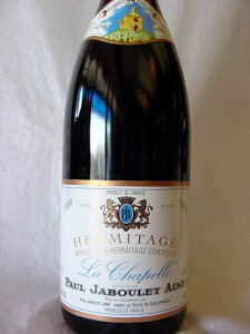 [1999] エルミタージュ・ラ・シャペル 750ml ポール・ジャブレHermitage La Chapelle / Pa...