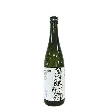 自然郷 SEVEN 純米吟醸 [720ml] [大木代吉本店] [福島]