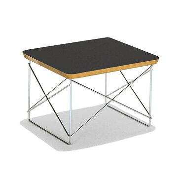 【スマホエントリーでポイント最大28倍!1/1(火)10:00〜】HermanMiller ハーマンミラー 「Eames Wire-Base Table」 ブラック【取寄品】