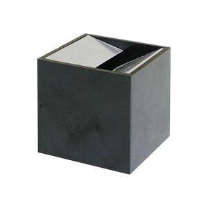 ダネーゼ「 Cubo 」 灰皿/ブラック【RCP】【10P30May15】