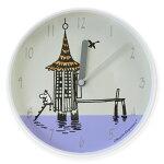 MOOMIN_TIMEPIECES(ムーミン・タイムピーシーズ)「MOOMIN_CLOCK_(水浴び小屋)」