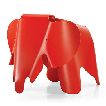 Vitra(ヴィトラ)「Eames Elephant(イームズ エレファント)」クラシックレッド