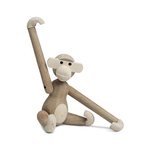 【ポイント5倍!】【予約注文】Kay Bojesen Denmark(カイ・ボイスン デンマーク)「Monkey(モンキー)」Sサイズ オーク/メープル