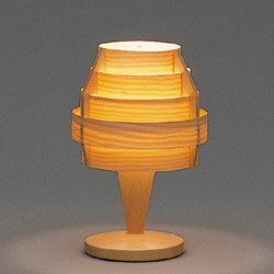 【1000円OFFクーポンあり!お買い物マラソン7/19 20時より開催中!ポイント最大34倍】JAKOBSSON LAMP(ヤコブソンランプ)テーブル照明 パインφ150mm (ランプ別売)
