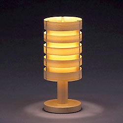 【1000円OFFクーポンあり!お買い物マラソン7/19 20時より開催中!ポイント最大34倍】JAKOBSSON LAMP(ヤコブソンランプ)テーブル照明 パインφ125mm (ランプ別売)