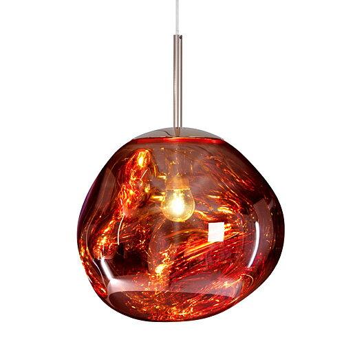 【500円OFFクーポンあり!スーパーセール 開催中!ポイント最大24倍!9/11 01:59まで】TOM DIXON(トム・ディクソン)ペンダント照明 MELT PENDANT 30 メルト コッパー(ランプ別売・専用ランプ)