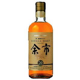 【国産ウイスキー】ニッカ 余市 20年 【700ml/52%】