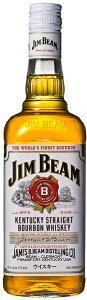 【バーボン】ジム・ビーム ホワイト4年 40% 700ml