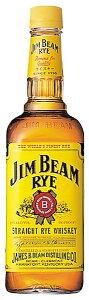 【ライ・ウイスキー】ジム・ビーム ライ 40% 750ml