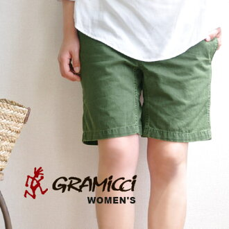 S/m. Ladies ' model of the classic shorts! Full specifications climbing pants women's trousers, cotton shorts shorts bottoms gazet crotch outdoor festivals summer • Gramicci (gramicci):WOMEN'S GRAMICCI SHORTS