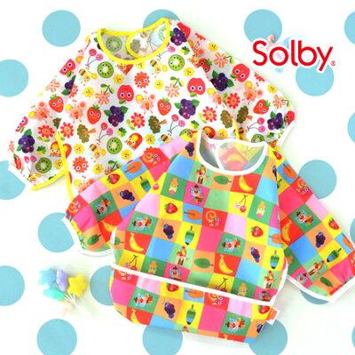 Solby ビブ・デ・バビ・デ・ブー・ロングスリーブ