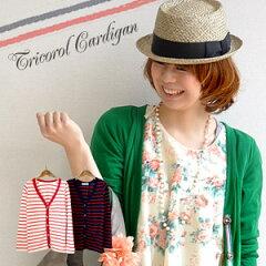 2011SS新作!テーマは「おフランス」。今季本命の長袖羽織りはこれ!楽天ランキング入賞!フレ...