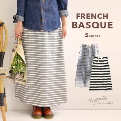 本物にこだわったオリジナルバスクTシャツシリーズ。バスクの原点に立ち返った素朴な風合いをデ...