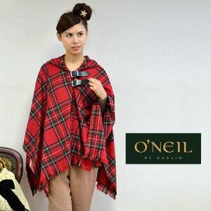 アイリッシュトラッドブランドO'NEILofDublinの、伝統の製法に基づいて織り上げられた風格と...