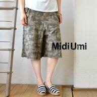 MidiUmi(ミディウミ)CAMOprinteasyshortPT