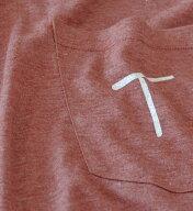Factor=(ファクターイコール)イニシャルポケットVネックTシャツ