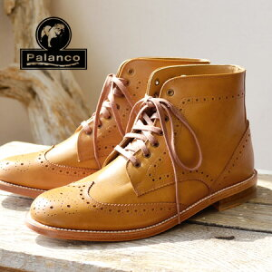 2014SS新作!職人の手によって生み出されるスペインの由緒あるブランド「Palanco」の本格派トラ...