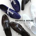 【9/11 13:59まで特別送料無料!】雨 の日にも履きたい ラバー レースアップシューズ ◎ レディース キャンディ 靴 スニーカー オックスフォードシューズ レインシューズ レイングッズ 白 黒◆☆イベント中☆HENRY&HENRY(ヘンリー&ヘンリー)CANDY