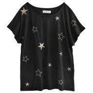 お星様ステッチドルマンTシャツ