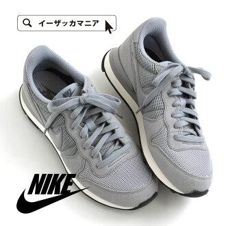 復古運動鞋女鞋運行基於樣式的設計。 女式鞋跑步鞋運動運動國際主義 ◆ NIKE (耐克) 女子運動鞋 [國際主義者]
