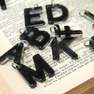 アルファベットアクリルチャーム[A〜M]