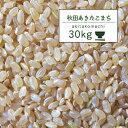 ■【30年産】 秋田県産 あきたこまち玄米30kg...