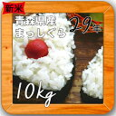 新米 29年産 青森県産 まっしぐら 白米10kg(5kg×2袋)